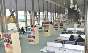All You need to know about JINDAL GLOBAL LAW SCHOOL-library