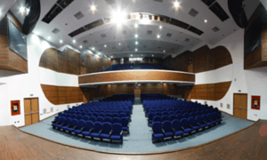 All You need to know about NATIONAL LAW UNIVERSITY DELHI-Auditorium