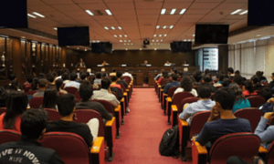 All You need to know about NATIONAL LAW UNIVERSITY DELHI-Seminar Room