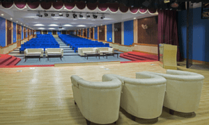 All You need to know about NATIONAL LAW UNIVERSITY JODHPUR-Auditorium
