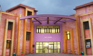 All You need to know about NATIONAL LAW UNIVERSITY JODHPUR-Library