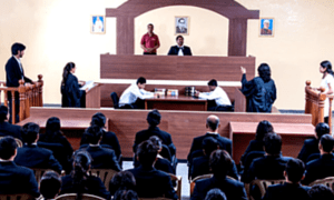 LIFE IN LAW SCHOOLS-MOOT-COURT-COMPETITION