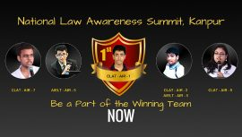 National Law School Awareness Summit, Kanpur