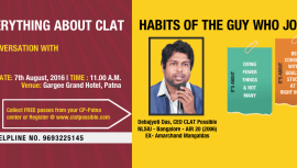 Find Out Everything about CLAT in Patna