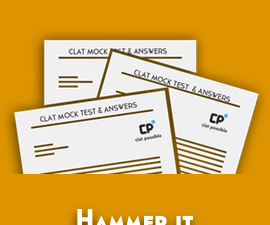 ClatPossible-All-India-Mock-test-Series-Hammer-IT-for-CLAT-AILET-Law-Entrance-in-India