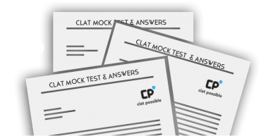 clat free mock tests