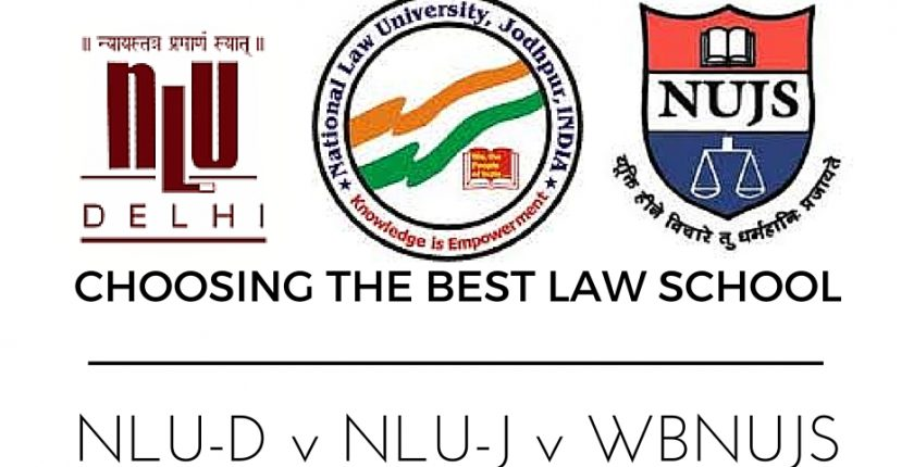 CHOOSING THE BEST LAW SCHOOL in india