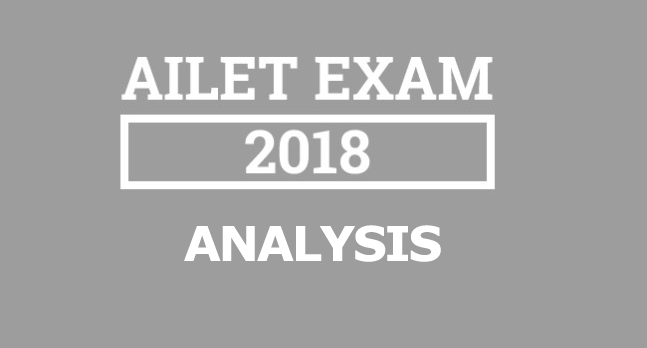 AILET EXAM ANALYSIS